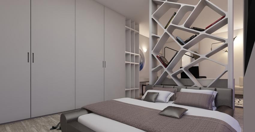 masterbadroom Interior Design Render