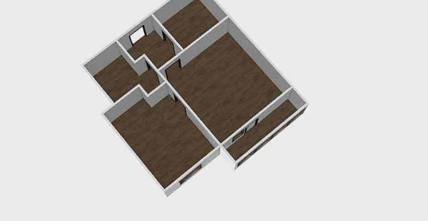 1-комн_0318 Interior Design Render