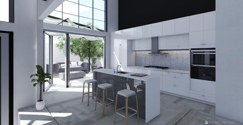 Desing Interior Design Render