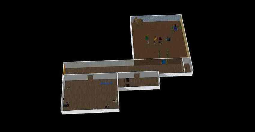 IT.škola Interior Design Render