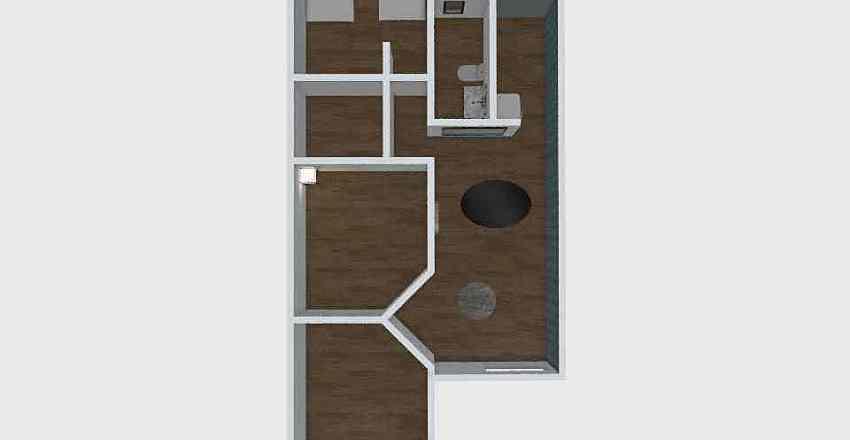 cuatro Interior Design Render