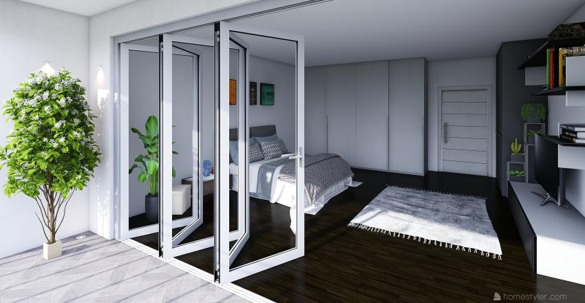 master bedroom 2 Interior Design Render