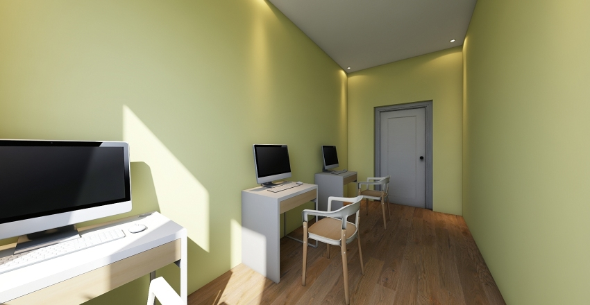 румеее Interior Design Render