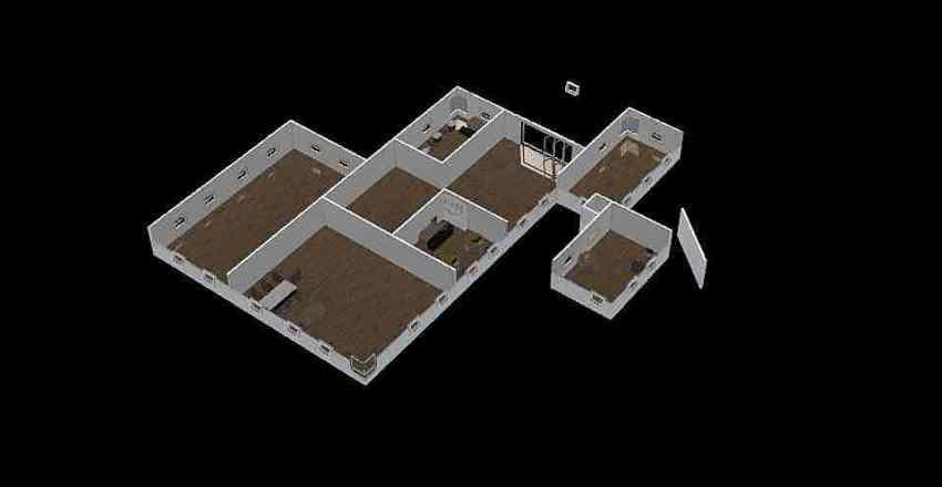 skola-IT Interior Design Render