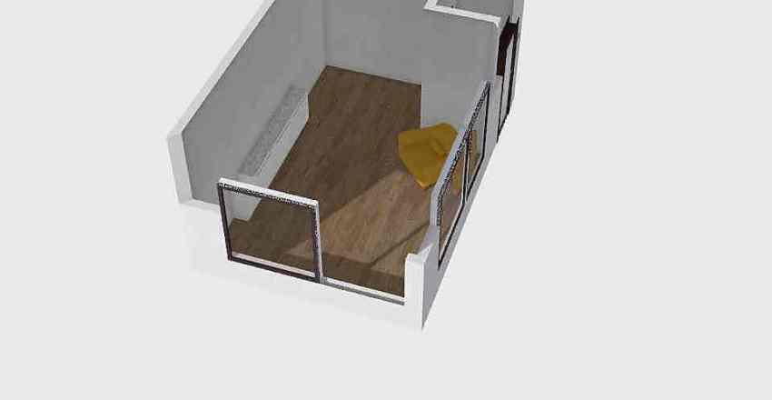 toimisto Interior Design Render