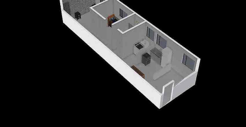brasilandia 2 Interior Design Render