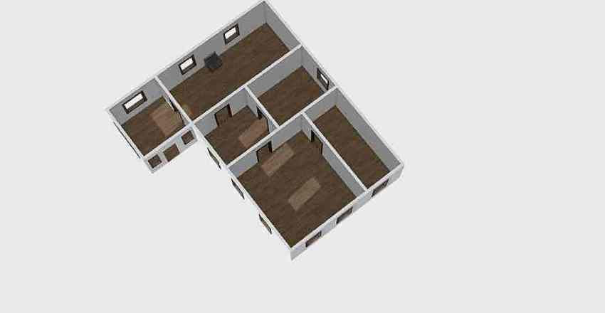 Дома_0318 Interior Design Render