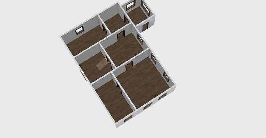 Дома_0319 Interior Design Render