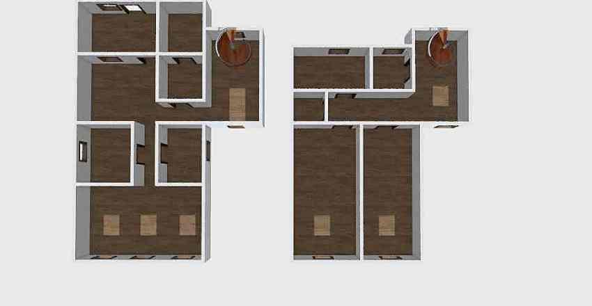 Дома_0317 Interior Design Render