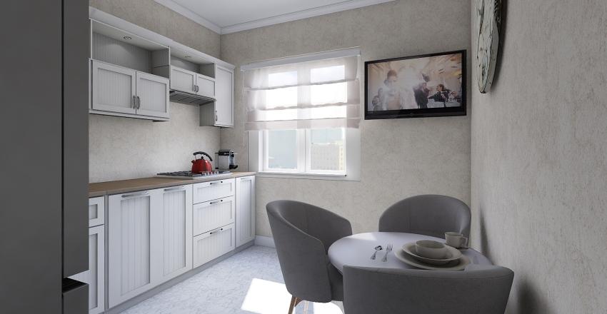 витебский 2 Interior Design Render