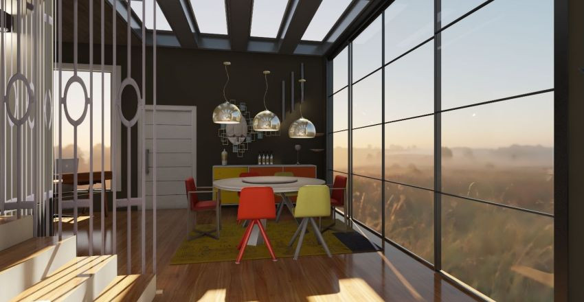 SB Project 2 Interior Design Render