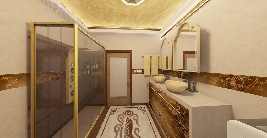 casa sandro Interior Design Render