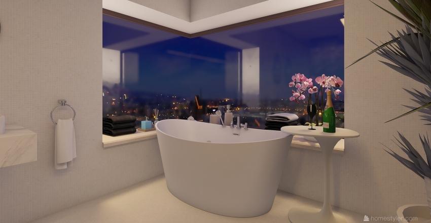 bathroom 2 Interior Design Render