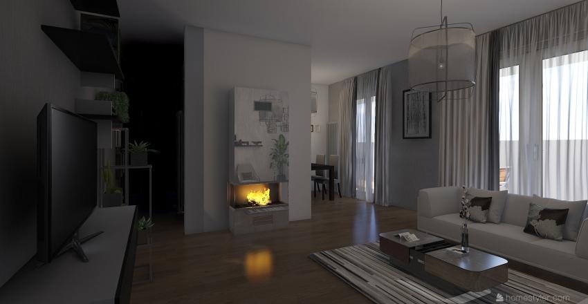 PROGETTO D'AMORE 2 Interior Design Render