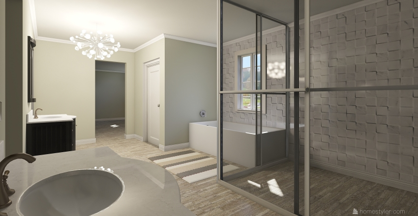 dream home 3 Interior Design Render
