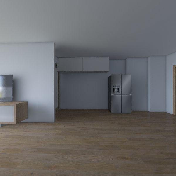 chi Hang Interior Design Render