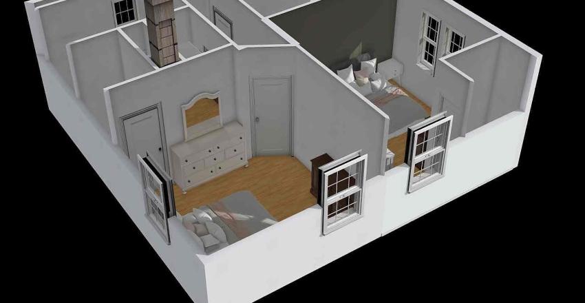 21 Rockland-LEVEL 2 Interior Design Render