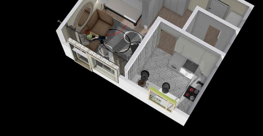 Gallert Interior Design Render