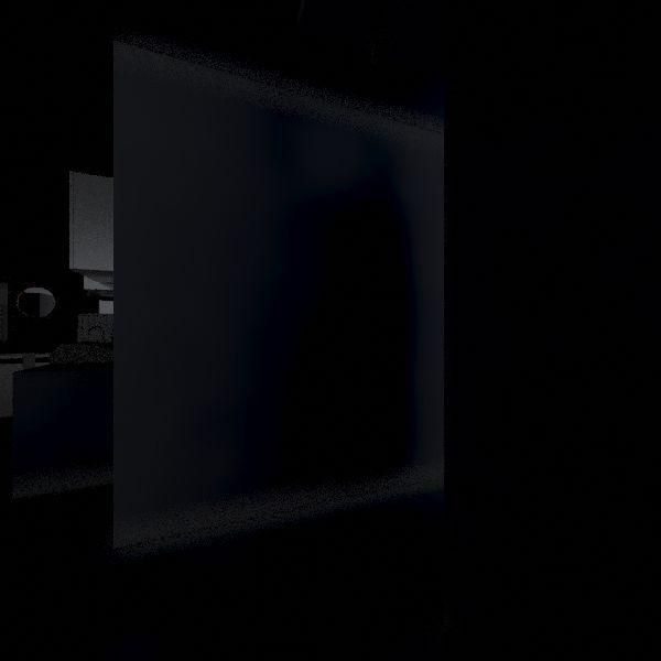 secondo Interior Design Render