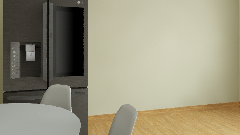 hotel room  Interior Design Render