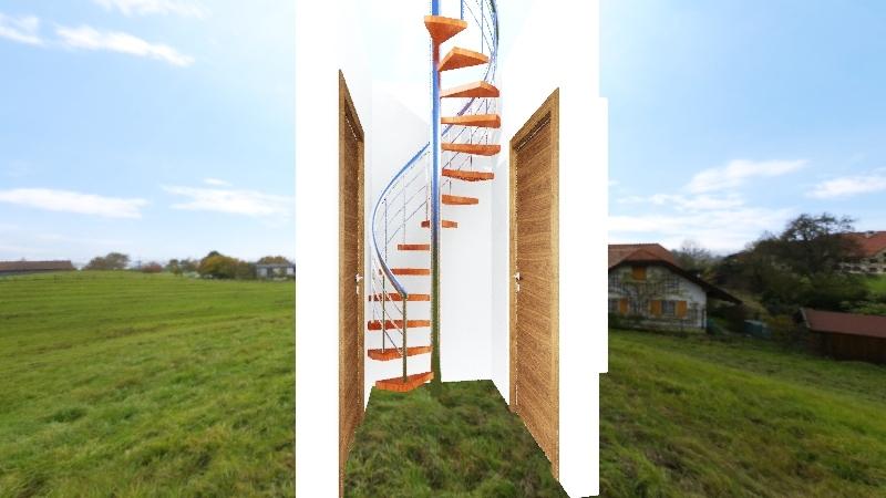 scala Interior Design Render