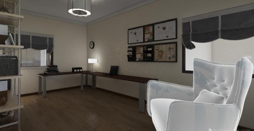 Tin Hut - Version 4.7 Interior Design Render