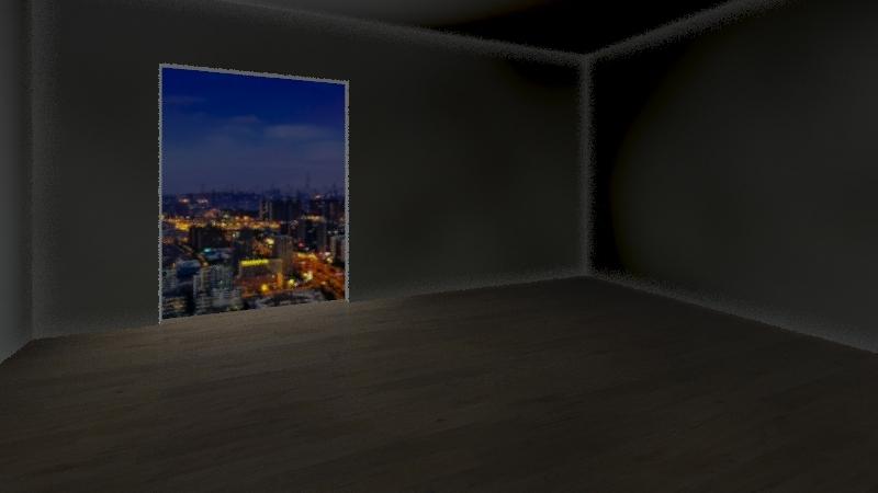 Living room 10/21 Interior Design Render
