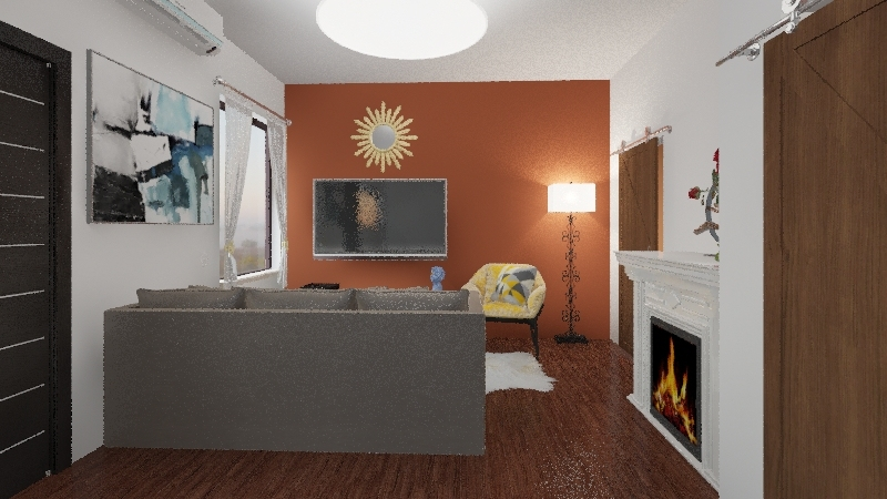 ll Interior Design Render
