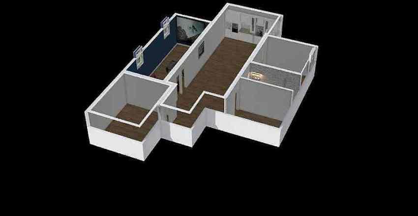 carrie Interior Design Render