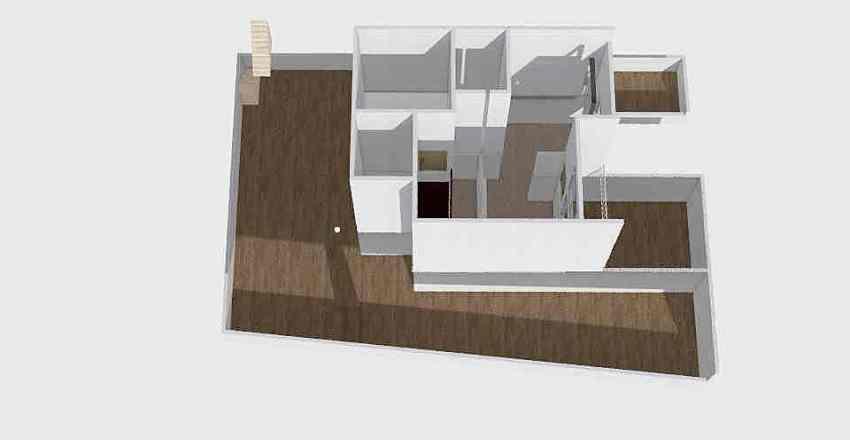 Casa Duarte  Interior Design Render