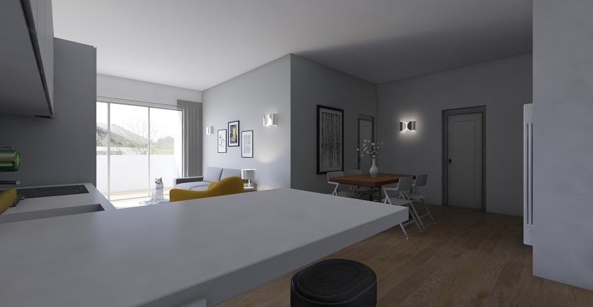 Ludovico Interior Design Render