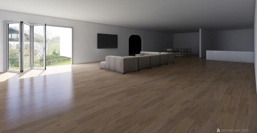 House Attempt Interior Design Render