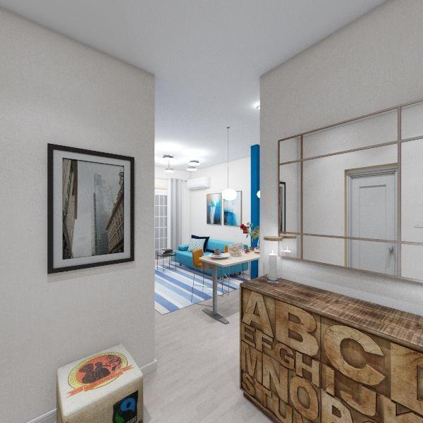 Квартира ЖК Водный Interior Design Render