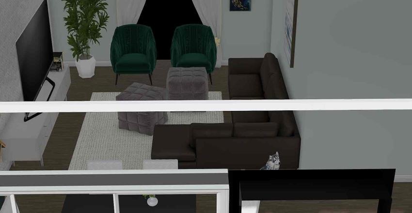 2222222 Interior Design Render