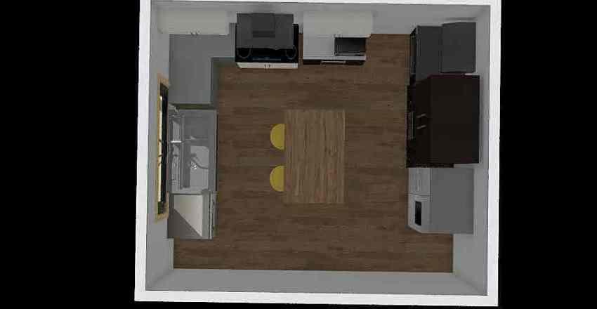 Kitchen Assignment Interior Design Render