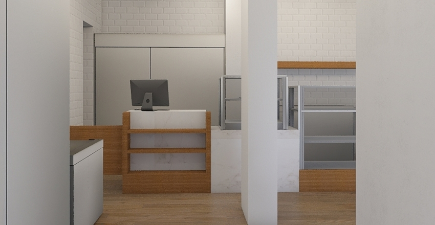 Lucas Costa Interior Design Render