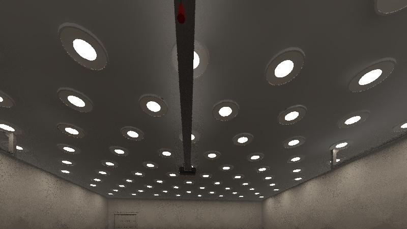 Final Project House Interior Design Render