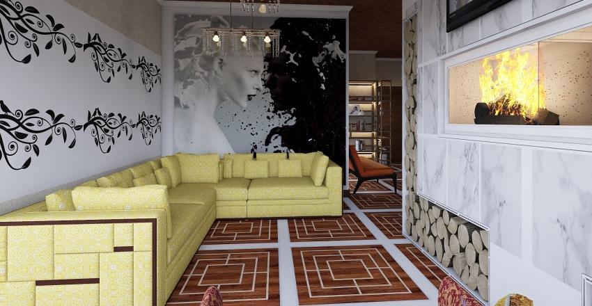 Template2...sandro Interior Design Render