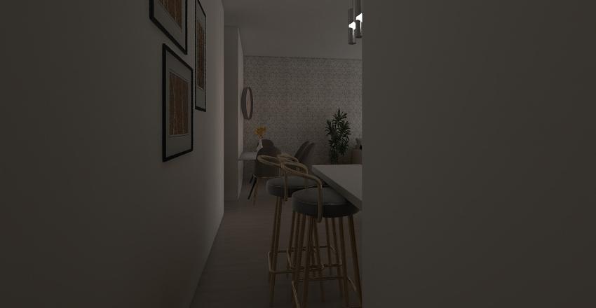 Whiteland Project P4 Interior Design Render