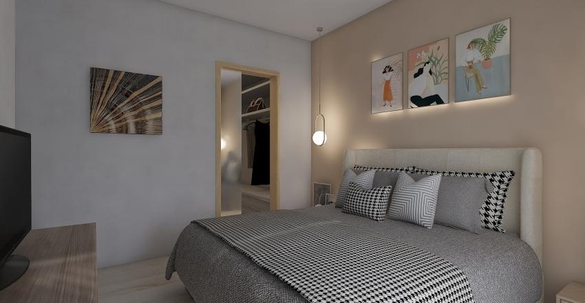 TURIN - FIRST FLOOR Interior Design Render
