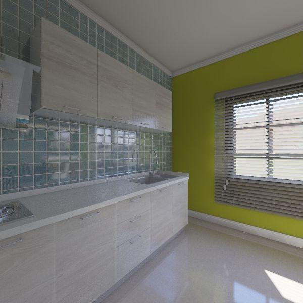FLOOR PLAN FOR 2BHK Interior Design Render