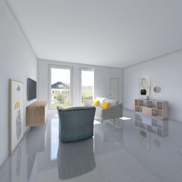 via garibaldi piano 0 Interior Design Render