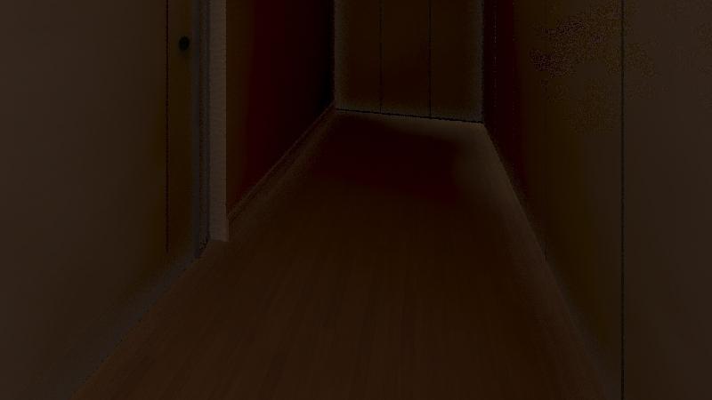 Lila House Interior Design Render