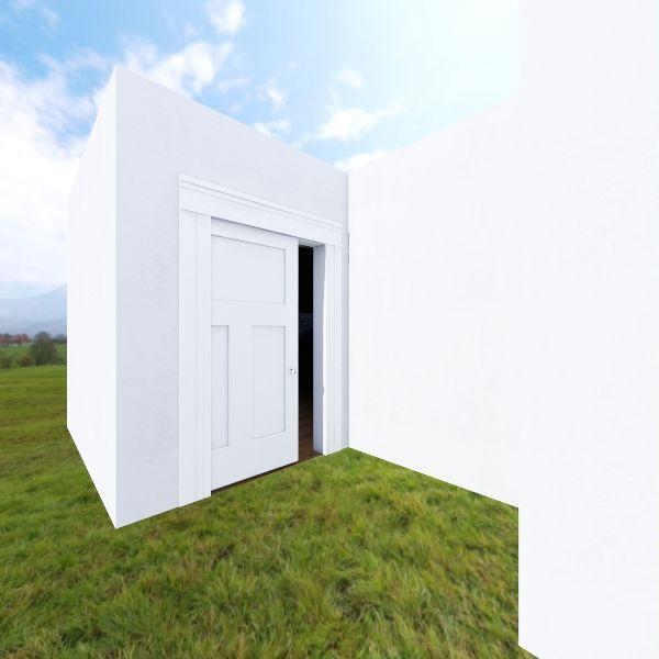 villa1 Interior Design Render
