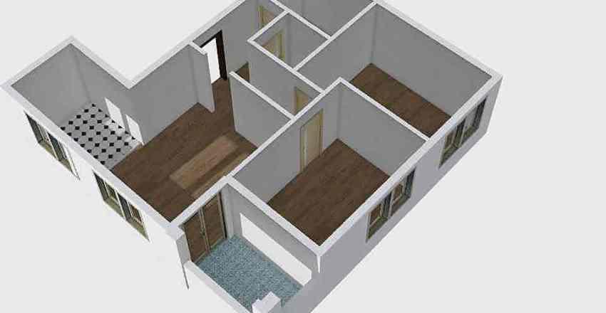 IGOR ST1 Interior Design Render