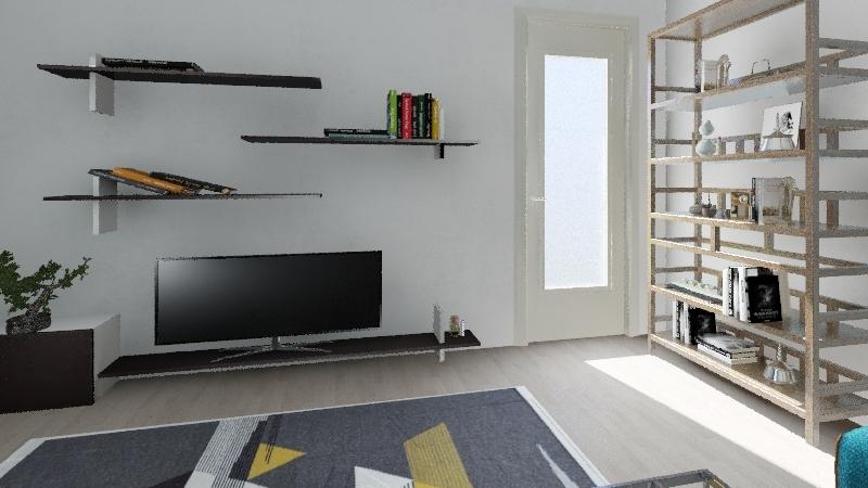 sufrageria mea Interior Design Render