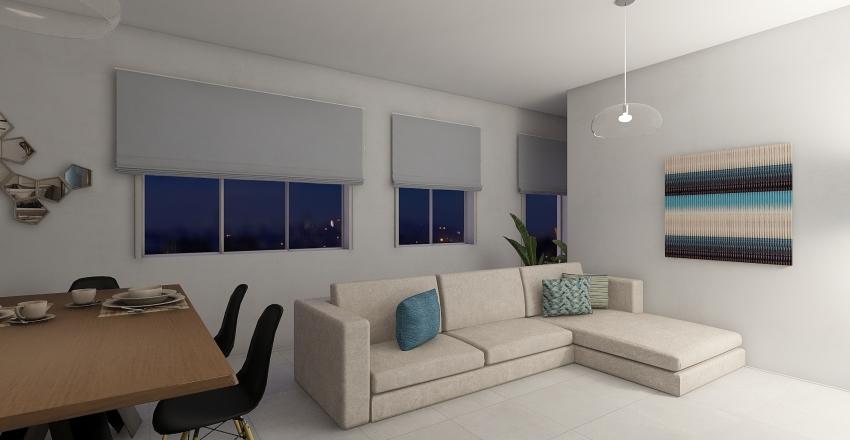 Casa_Francesca_18/10_2 Interior Design Render
