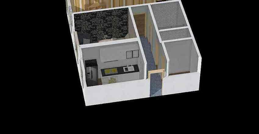 2szoba52NM Interior Design Render