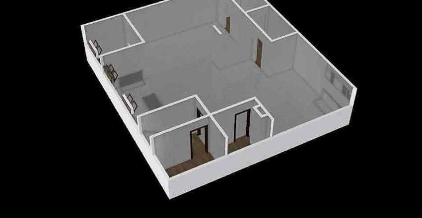 магазин1 Interior Design Render