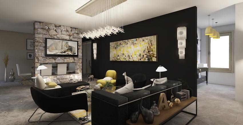 2 Afra H Interior Design Render